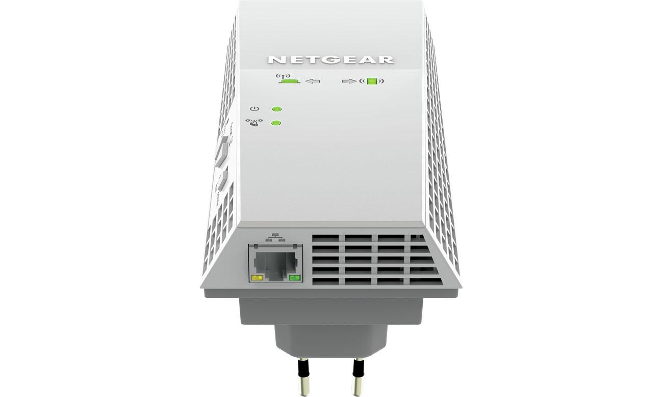 NetgearNighthawk EX7300 - Złącze LAN