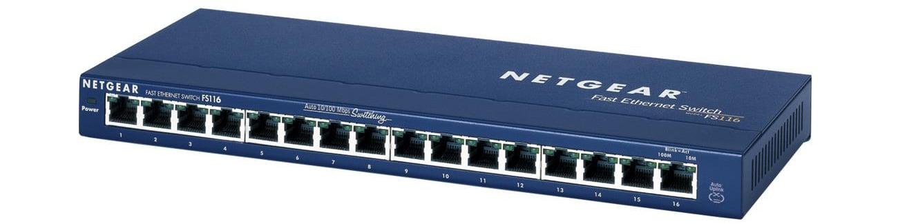 Netgear 16p FS116GE (
