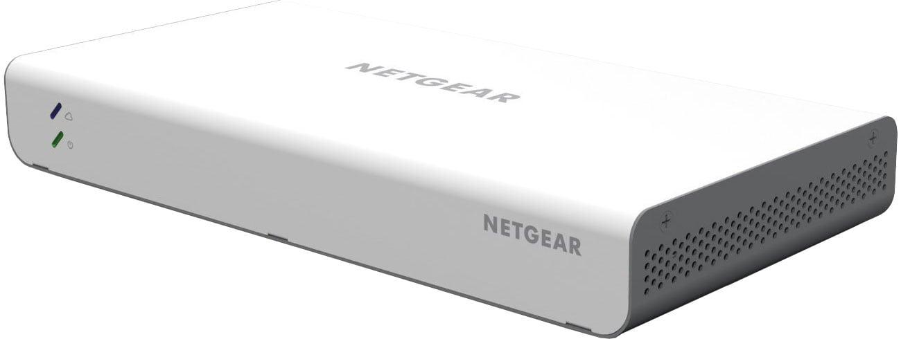Netgear GC110 Smart Cloud Widok z przodu