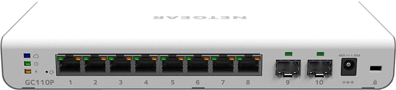 Netgear GC110P Smart Cloud PoE