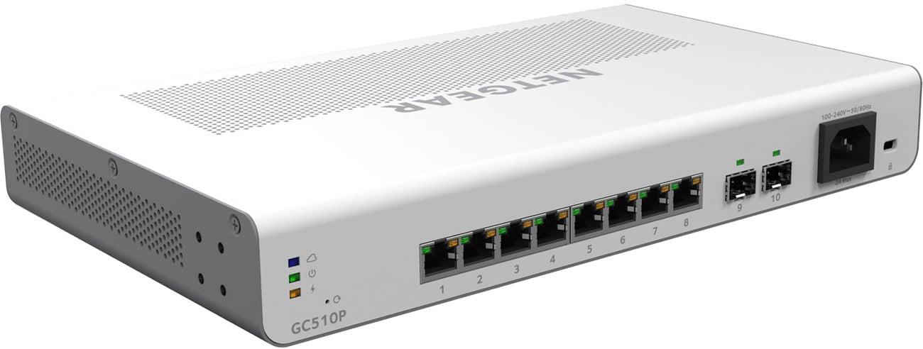 Netgear GC510P Zaawansowane funkcje L2