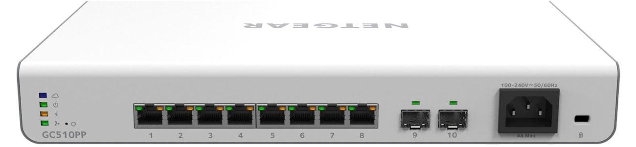 Netgear GC510PP Zaawansowane funkcje L2