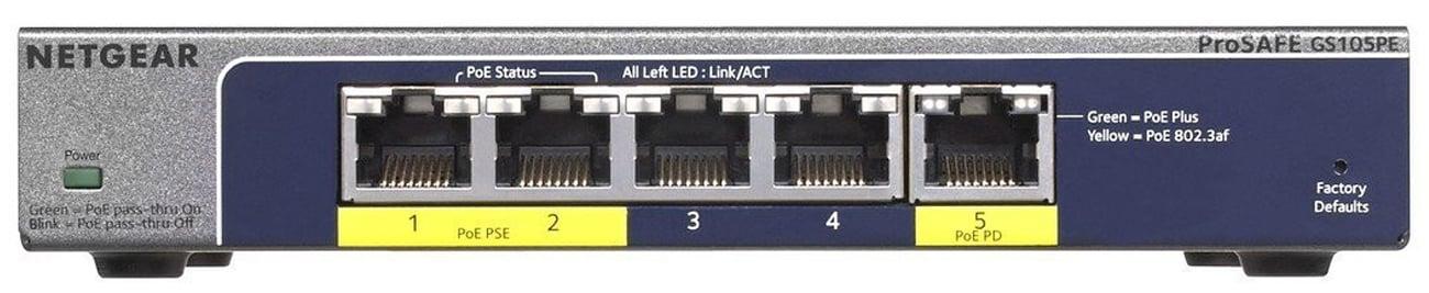 Netgear GS105PE