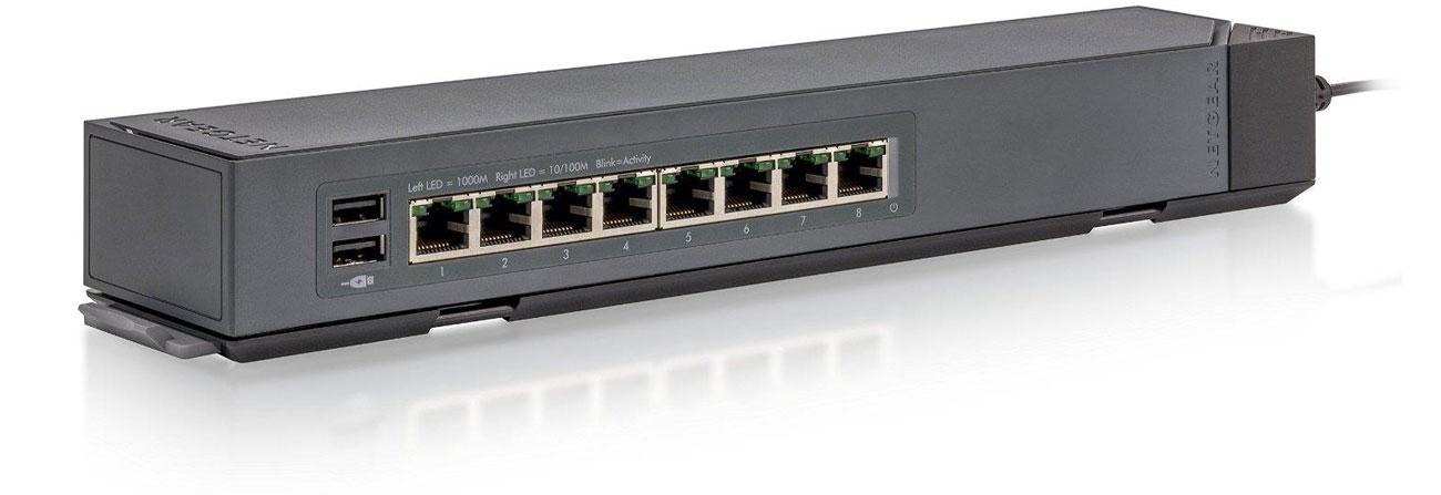 Switch Netgear GSS108E ProSAFE