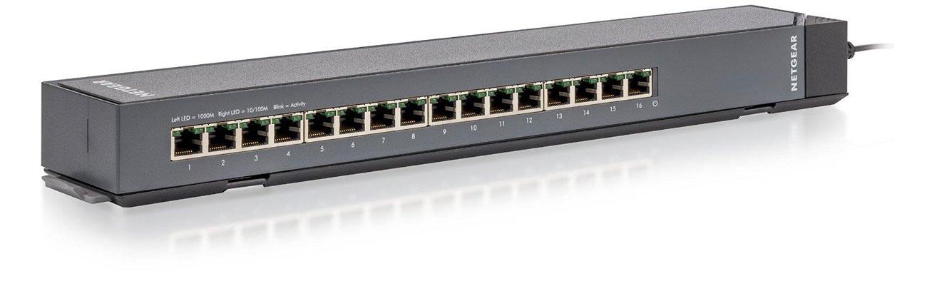 Switch Netgear GSS116E ProSAFE