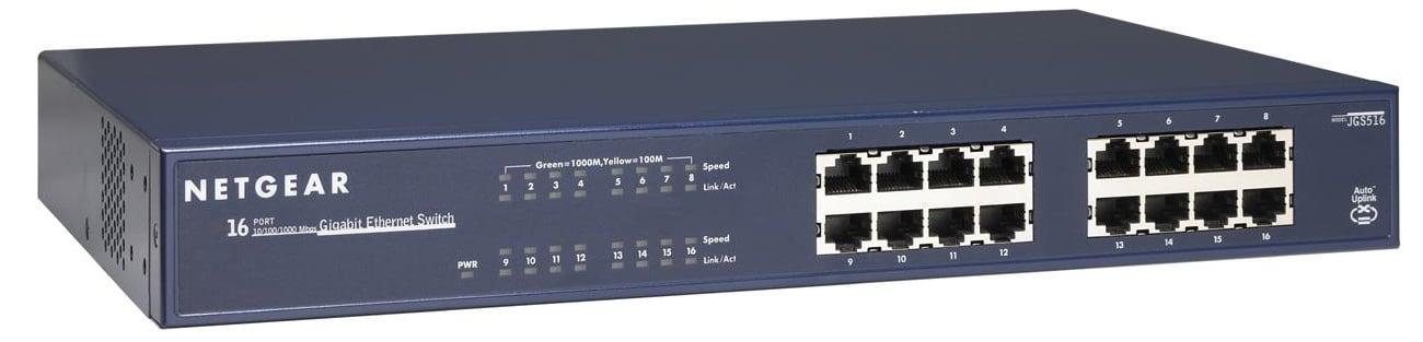Switch Netgear JGS516