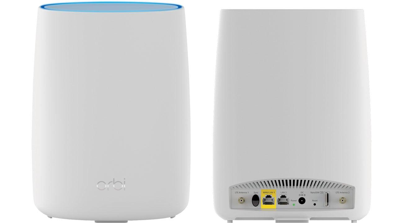 Router Netgear Orbi 4G LTE 2200Mbps a/b/g/n/ac (LTE) 1xLAN