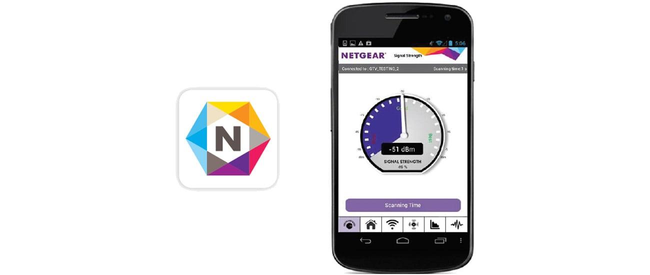 Netgear Nighthawk EX7500 Zoptymalizuj swoją sieć WiFi