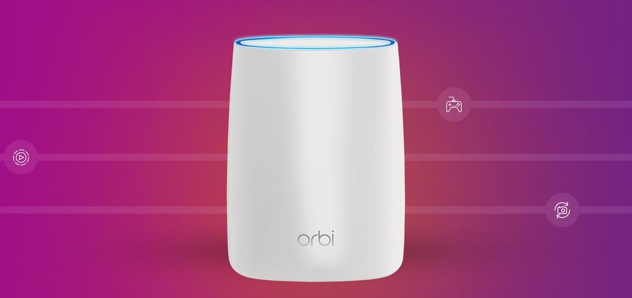 Netgear Orbi WiFi System Wall Plug wydajność