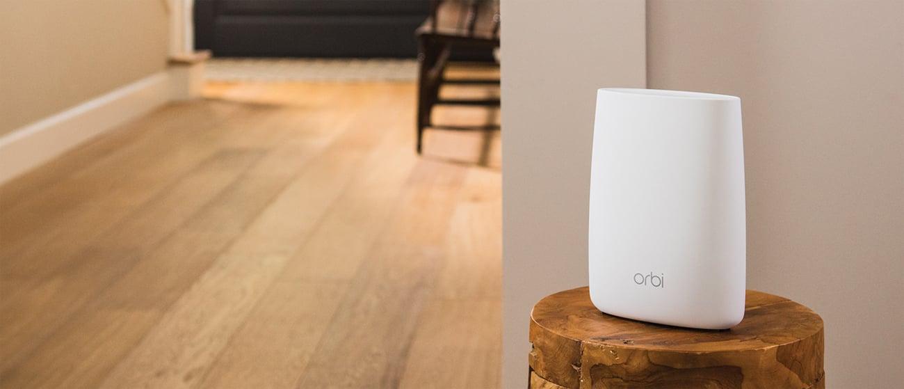 Netgear Orbi WiFi System Wall Plug wzornictwo
