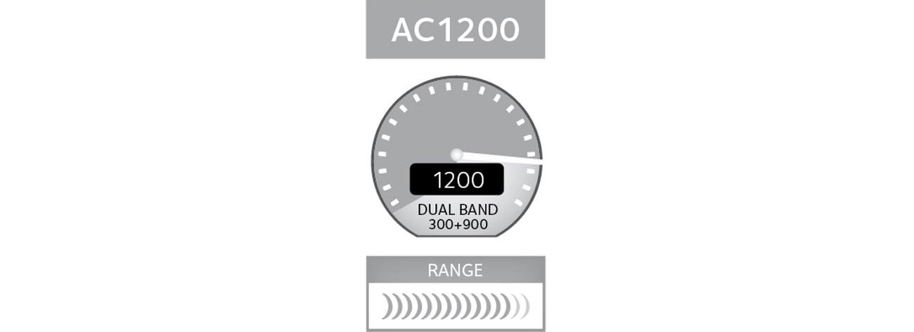 Router Netgear R6220 - WiFi AC