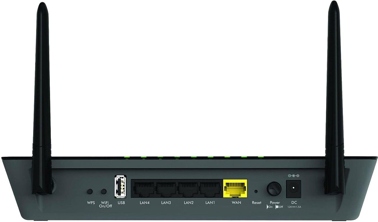 Router Netgear R6220 - Wspóldzielenie