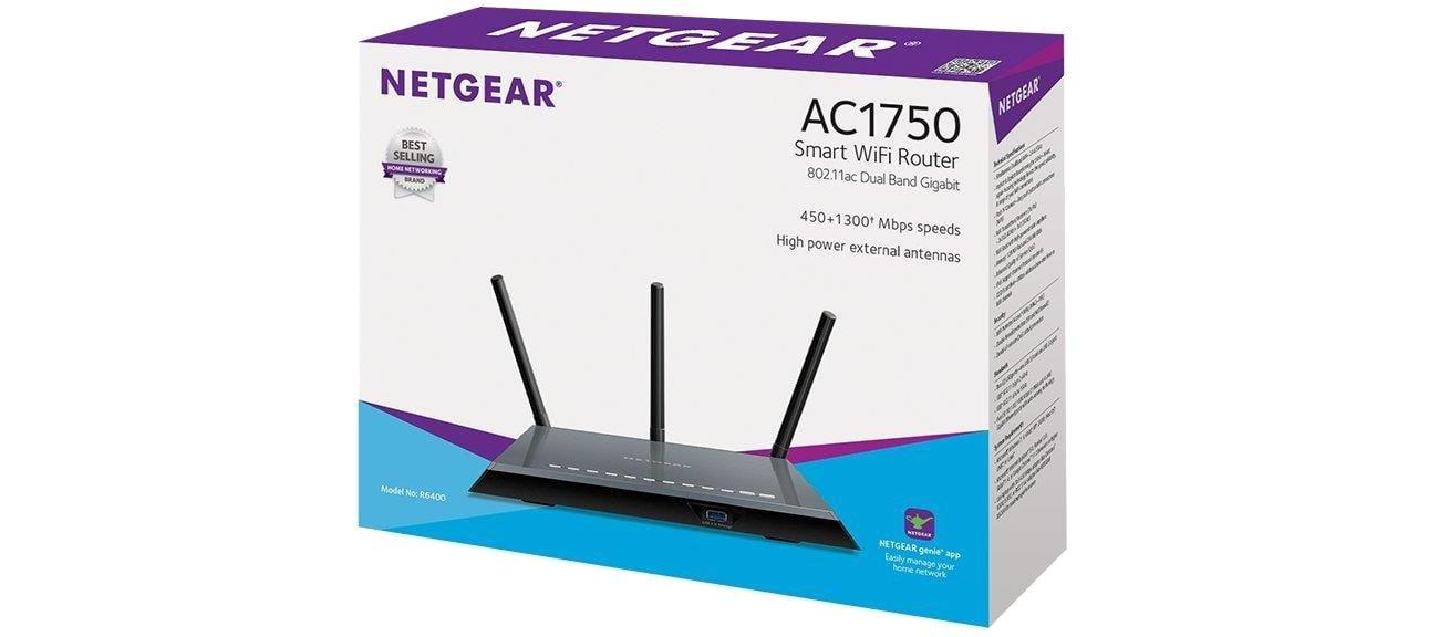 Netgear R6400 box