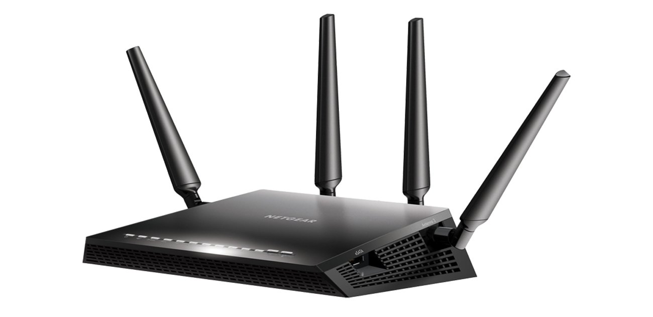 Router Netgear Nighthawk X4S R7800 - udostępnianie
