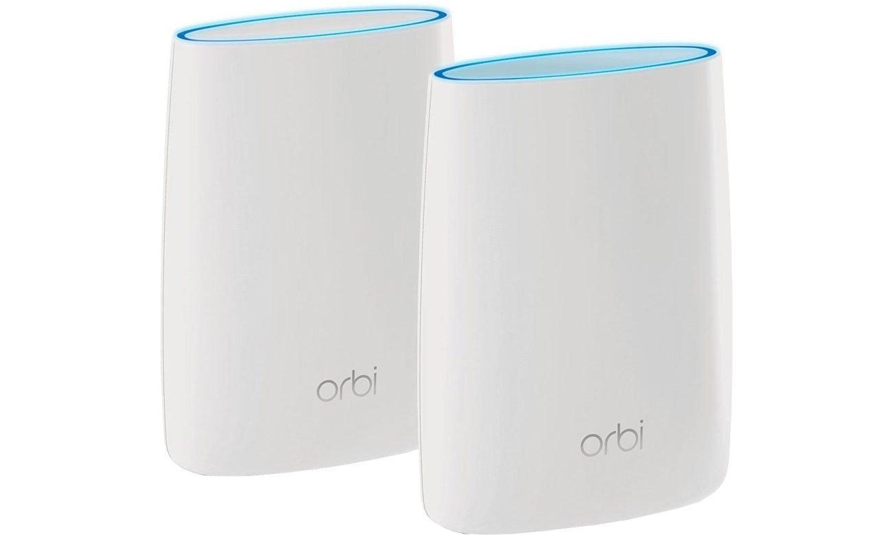 Netgear Orbi WiFi System RBK50-100PES (router + satelita)