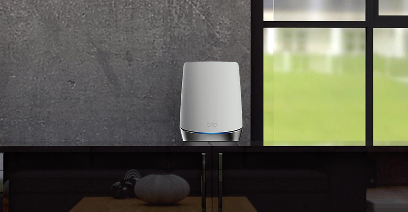 System Mesh Wi-Fi Netgear Orbi WiFi 6 RBK752