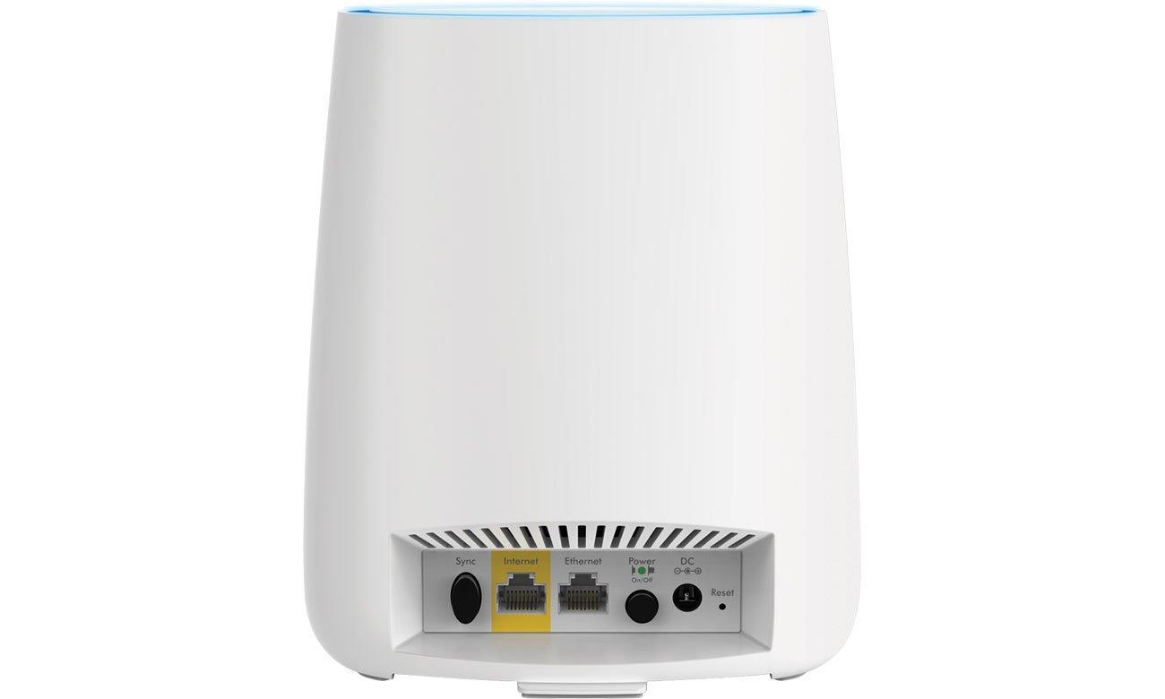 Netgear Orbi WiFi Router - Złącza