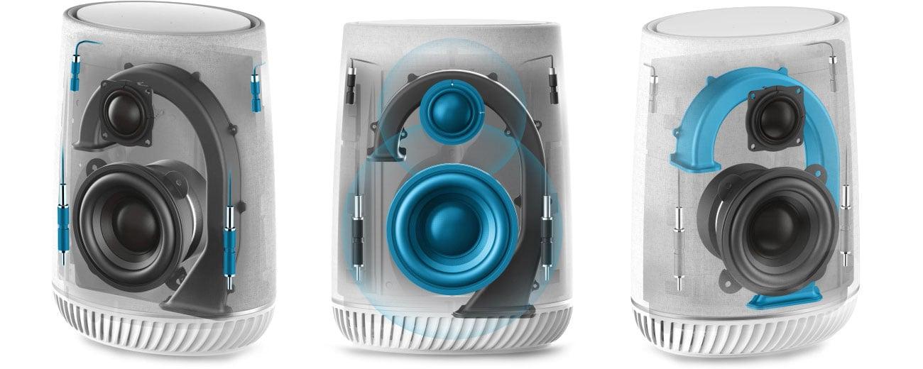 Netgear Orbi Voice WiFi System Wbudowany głośnik
