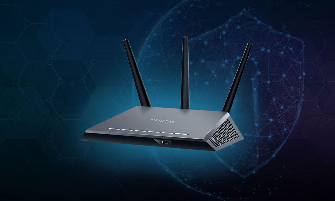 Router Netgear Nighthawk RS400