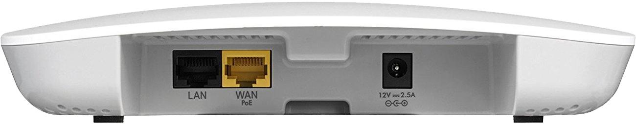 Netgear WAC510 widok złączy