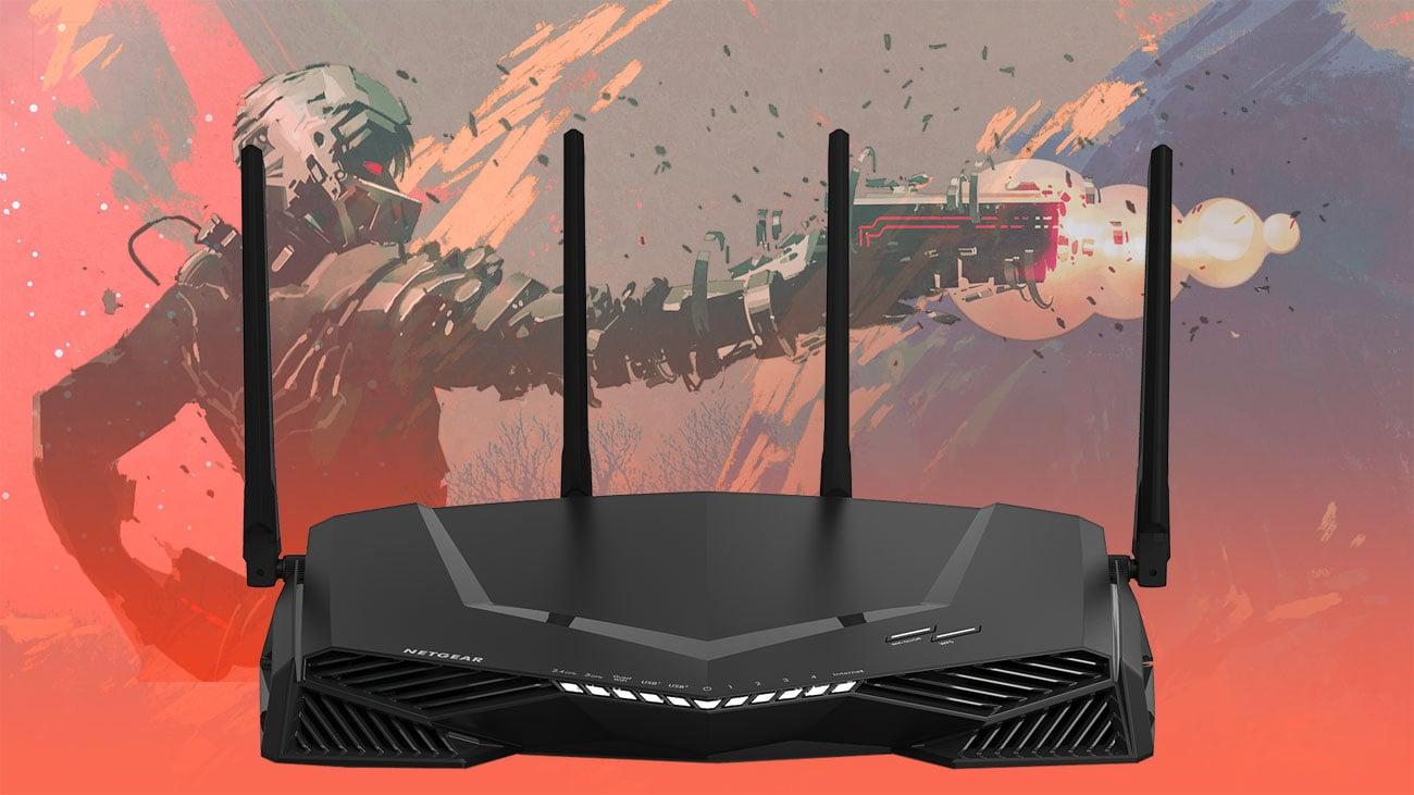 Gamingowy router Netgear Nighthawk XR500