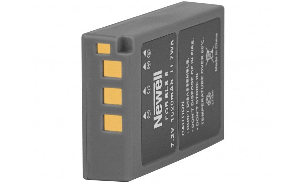 Akumulator Newell zamiennik BLS-5