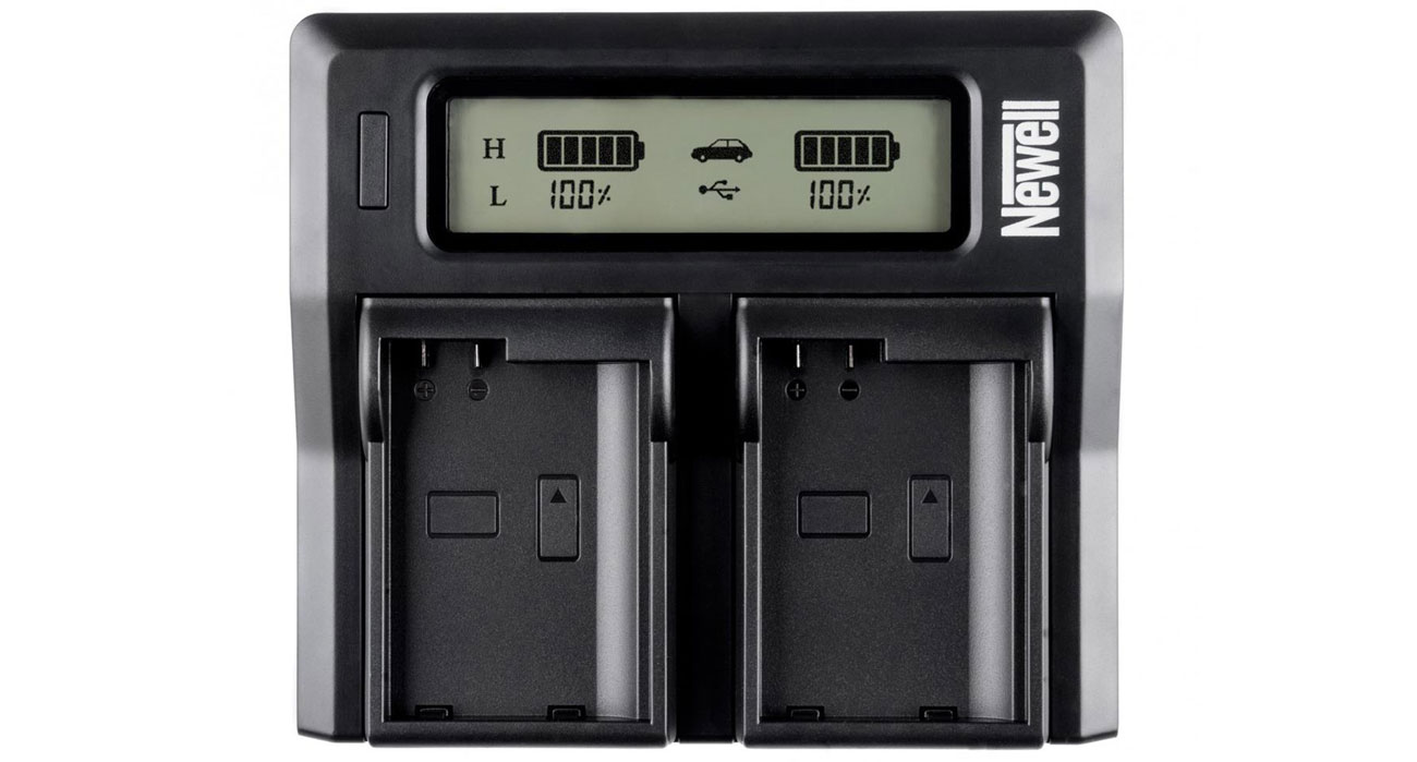 Ładowarka Newell DC-LCD do NP-FZ100