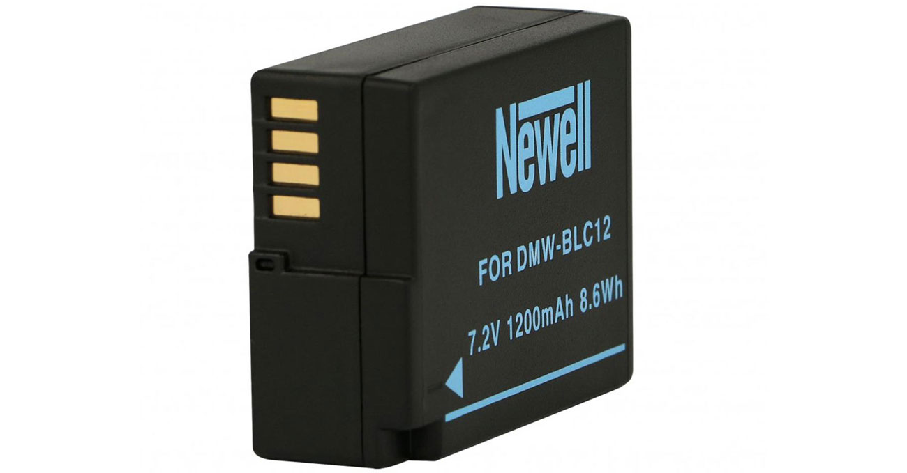Akumulator Newell zamiennik DMW-BLC12