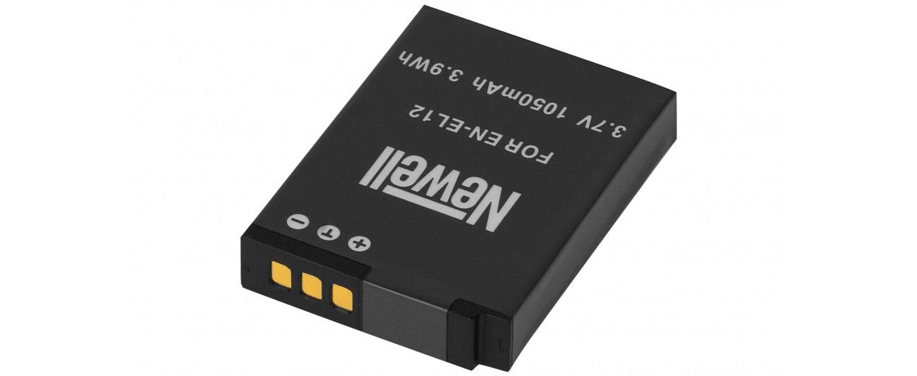 Akumulator do aparatu Newell zamiennik EN-EL12