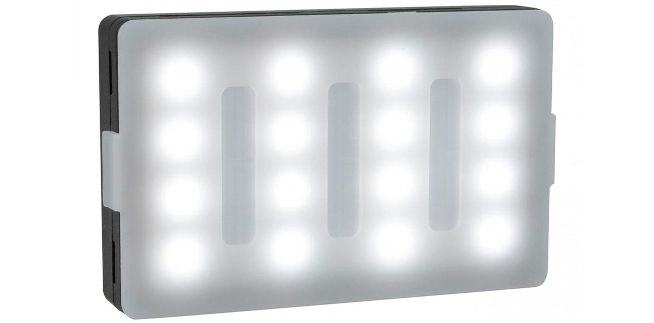 Lampa błyskowa Newell LED Lux 1600