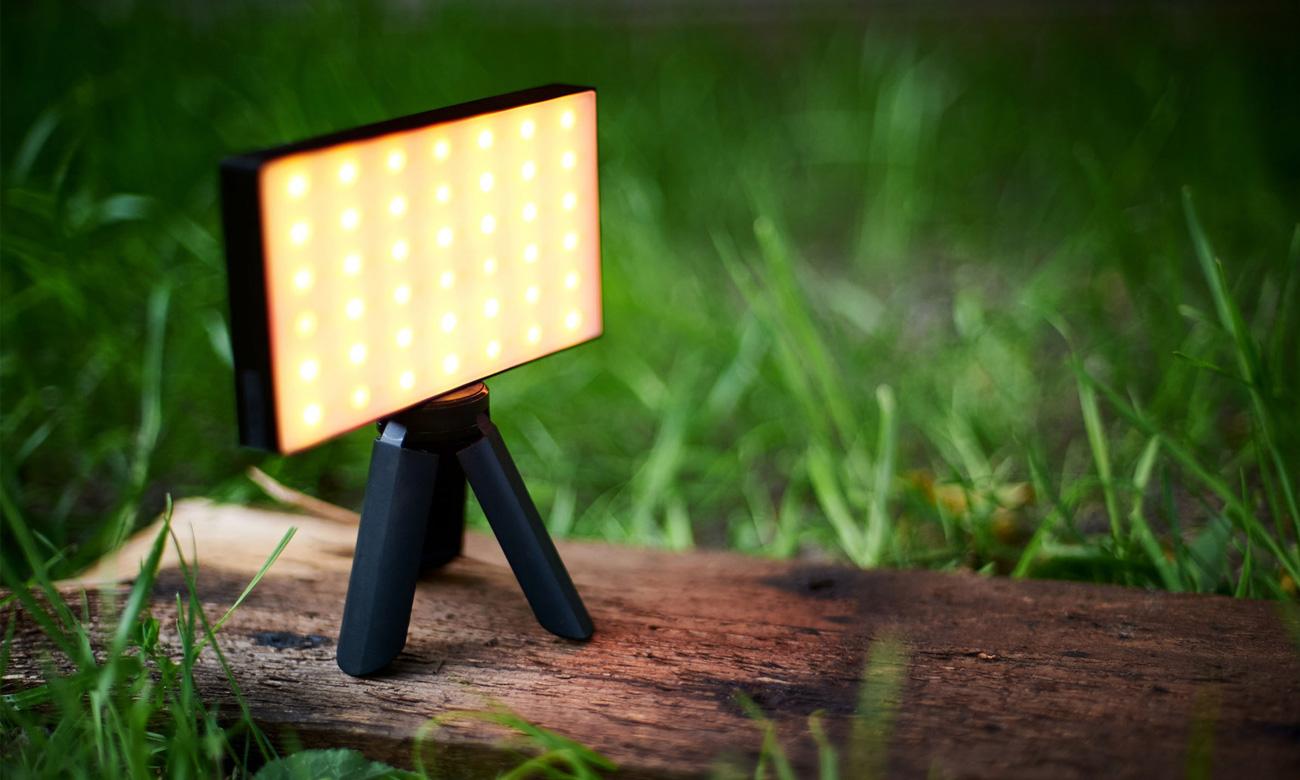 Lampa LED RGB Newell Vividha