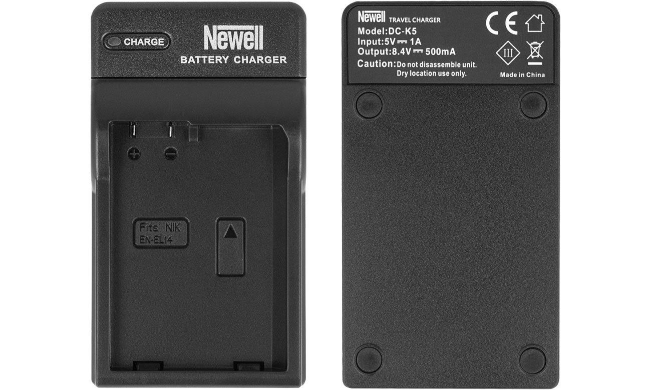 Ładowarka Newell do Nikon EN-EL14