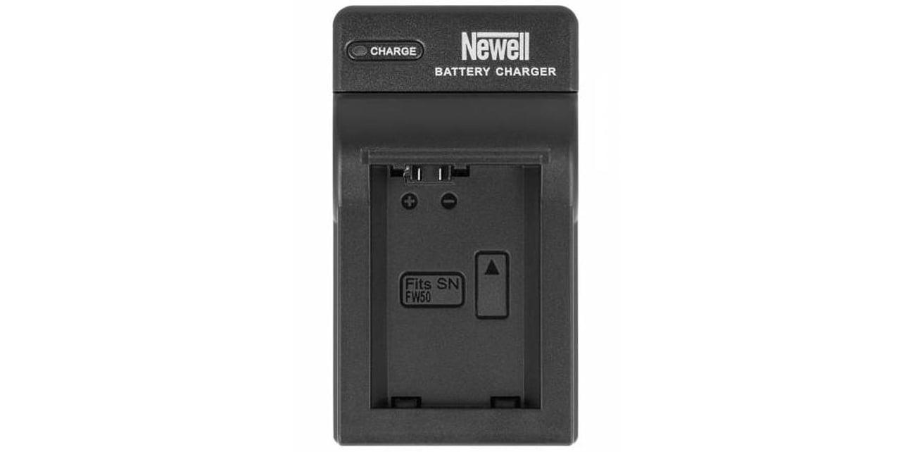 Ładowarka Newell DC-USB do akumulatorów serii NP-FW