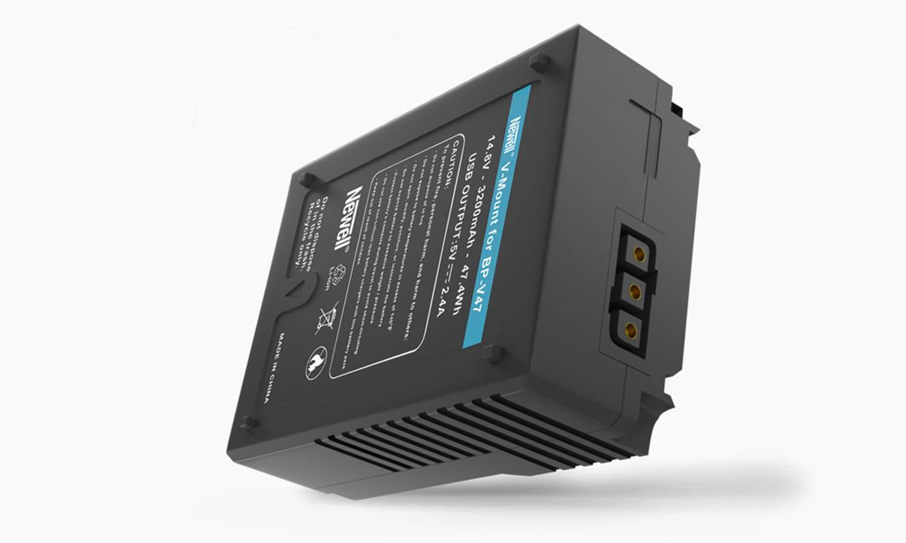 Akumulator Newell BP-V47 SLIM V-Mount