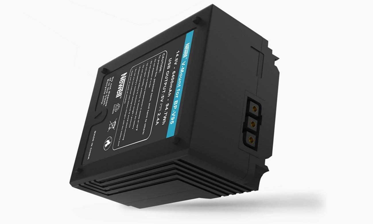 Akumulator Newell BP-V95 SLIM V-Mount