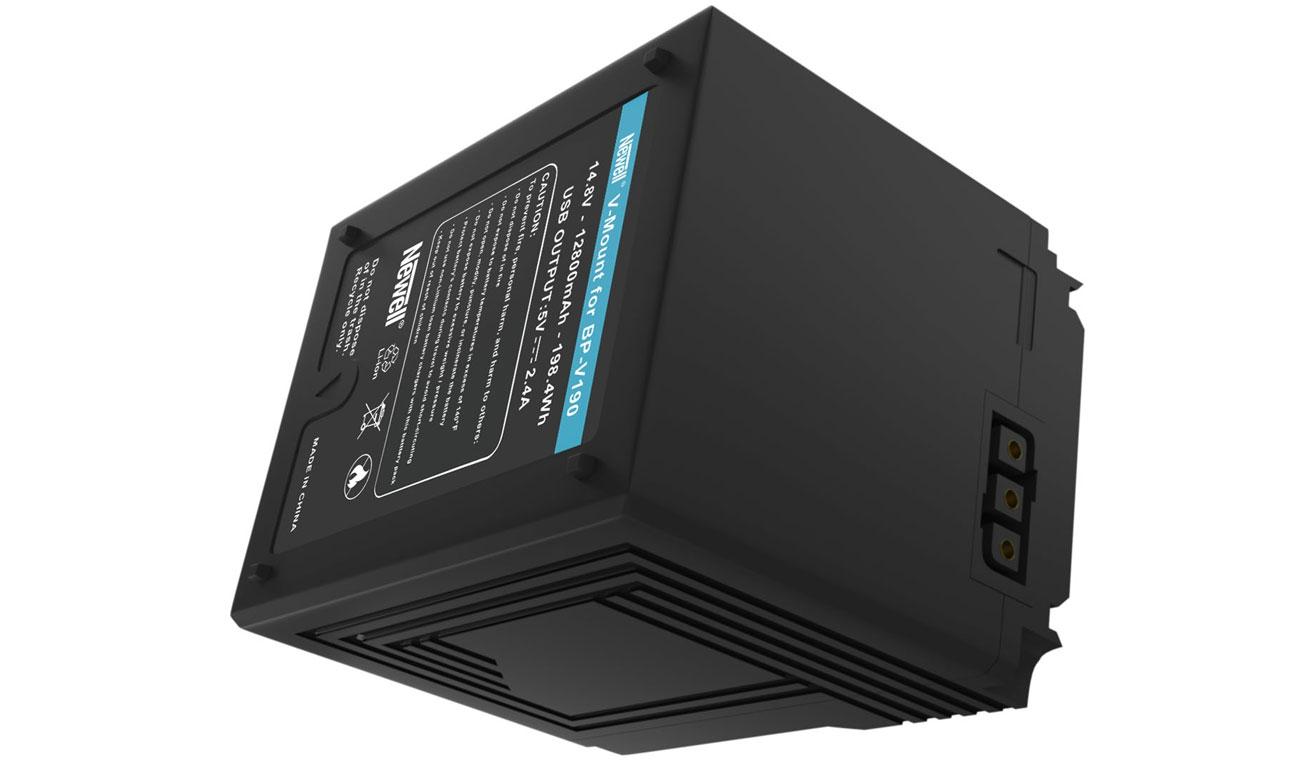 Akumulator Newell BP-V190 SLIM V-Mount