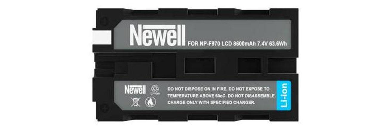 Zamiennik Newell NP-F970