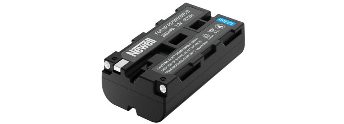 Akumulator Newell NP-F570