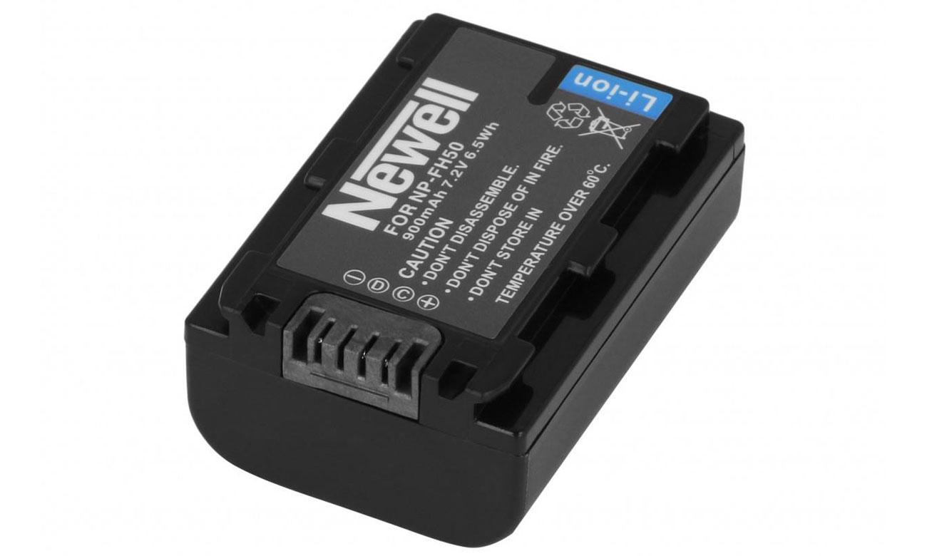 Akumulator Newell zamiennik NP-FH50