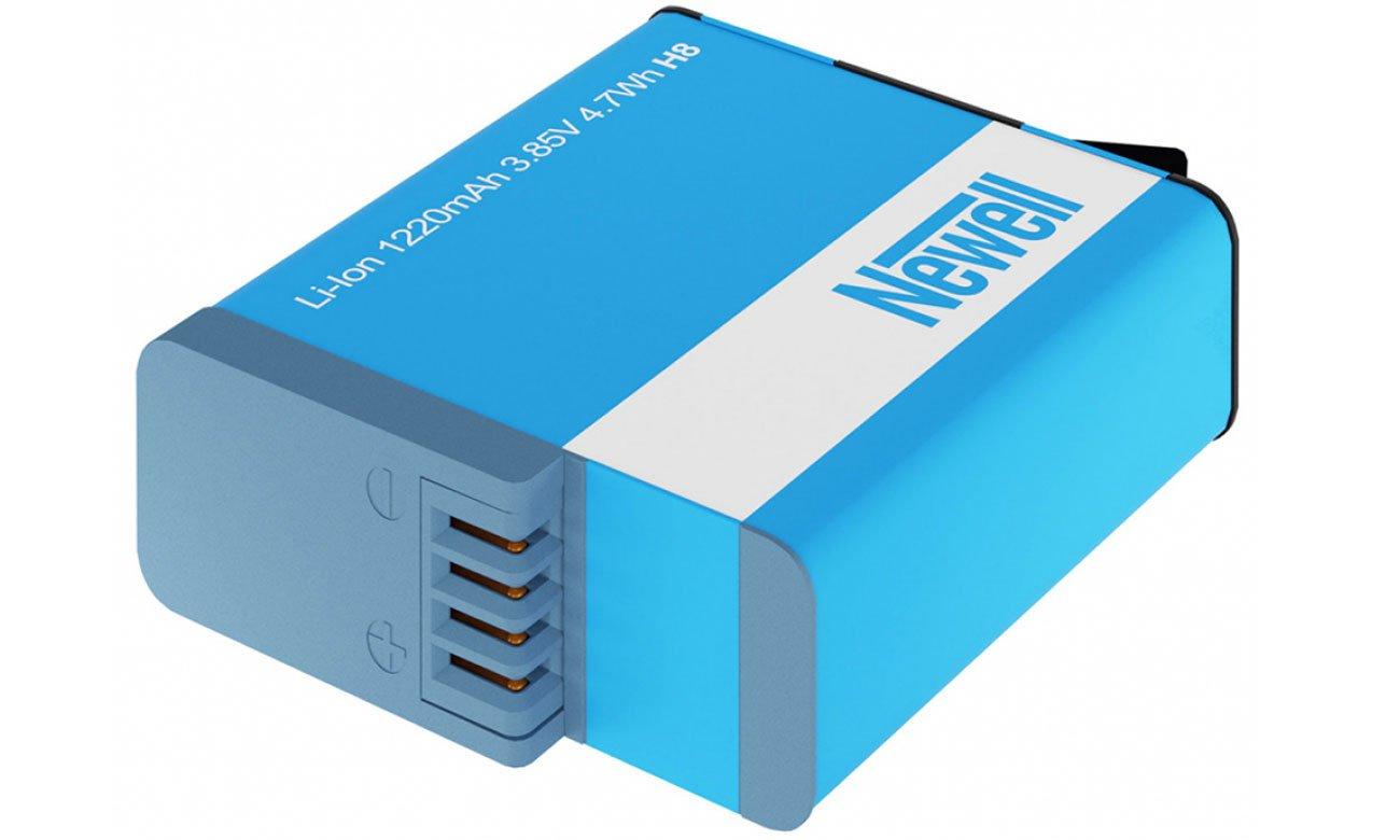 Akumulator zamiennik Newell SPJB1B do GoPro HERO8