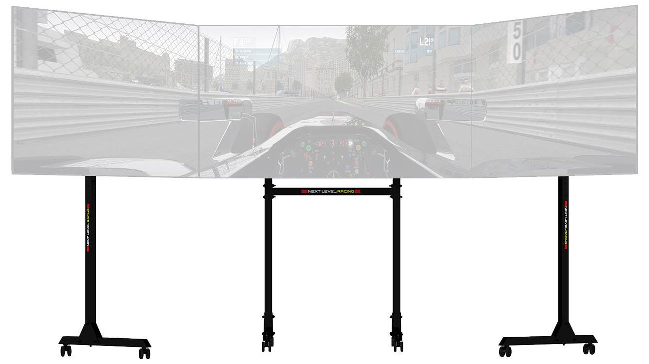 Stojak na monitor Next Level Racing Free Standing Triple Monitor Stand