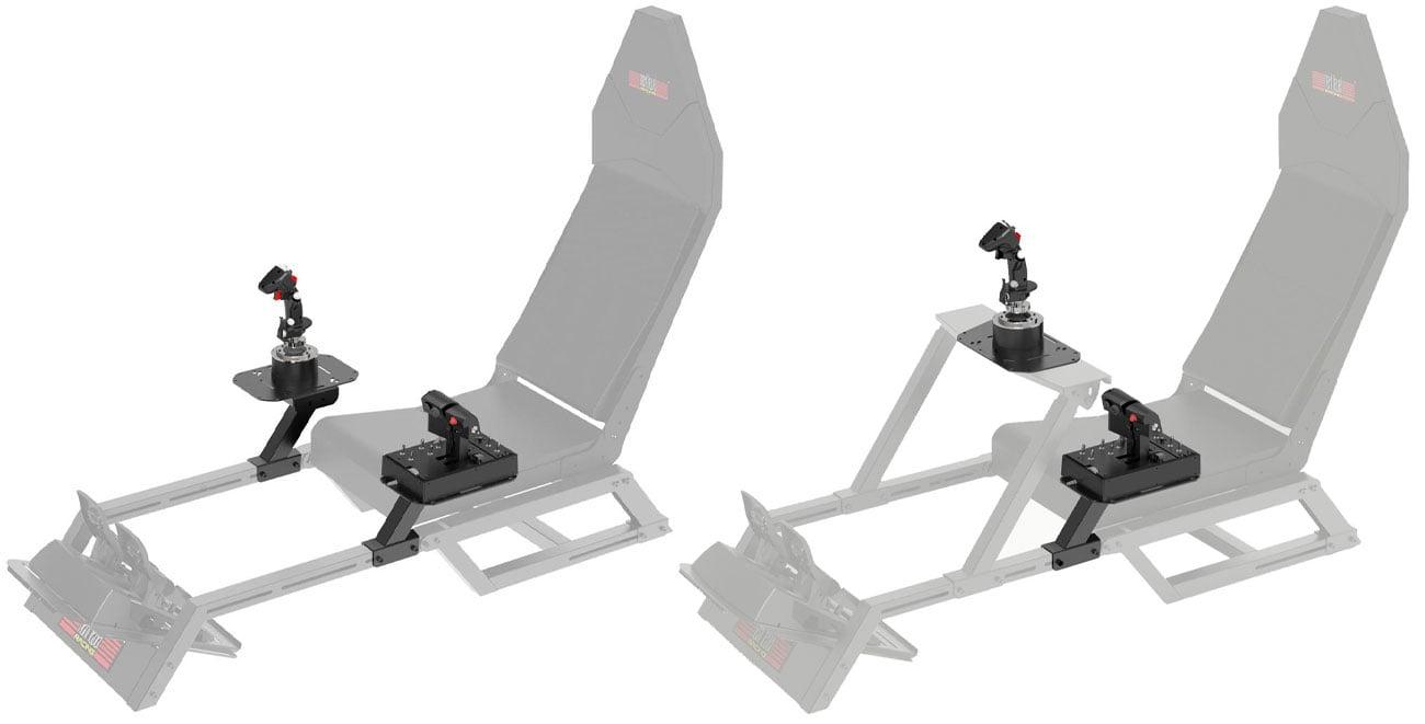 Zestaw Next Level Racing Combat Flight Pack do FGT lub GT Track