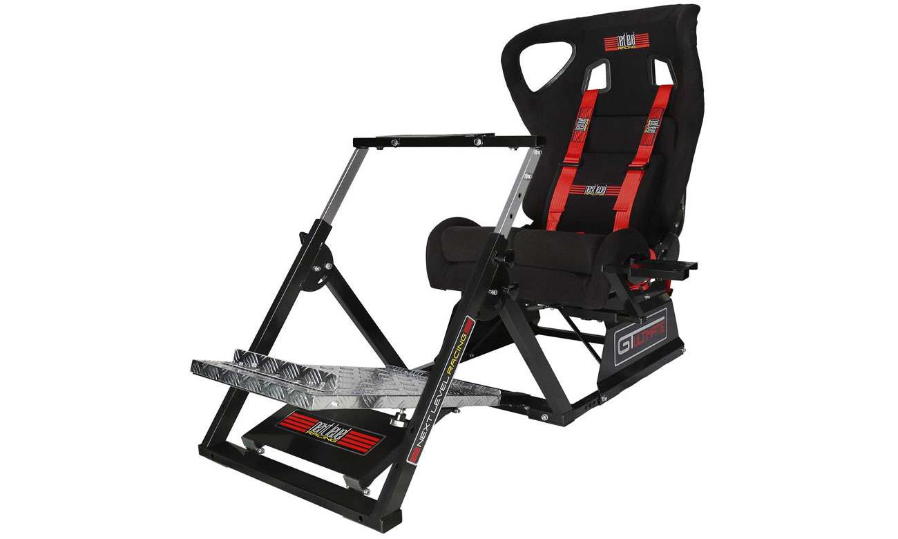 Fotel gamingowy Next Level Racing GTultimate V2 Racing Simulator Cockpit