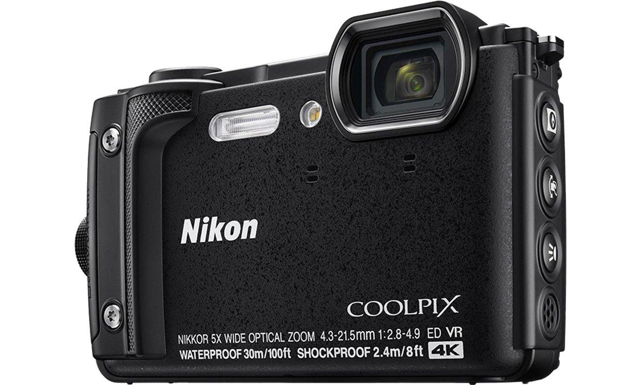 Nikon Collpix W300 Kluczowe Cechy
