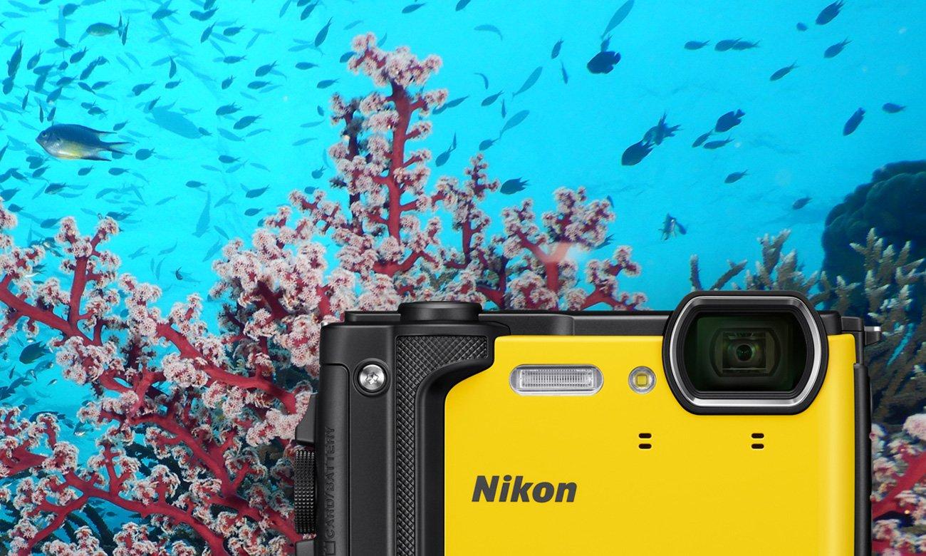 Nikon Collpix W300
