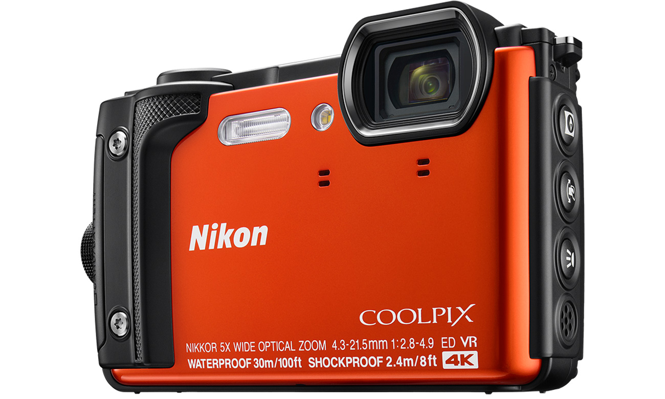 Nikon Collpix W300 Łączność Bezprzewodowa Wi-Fi