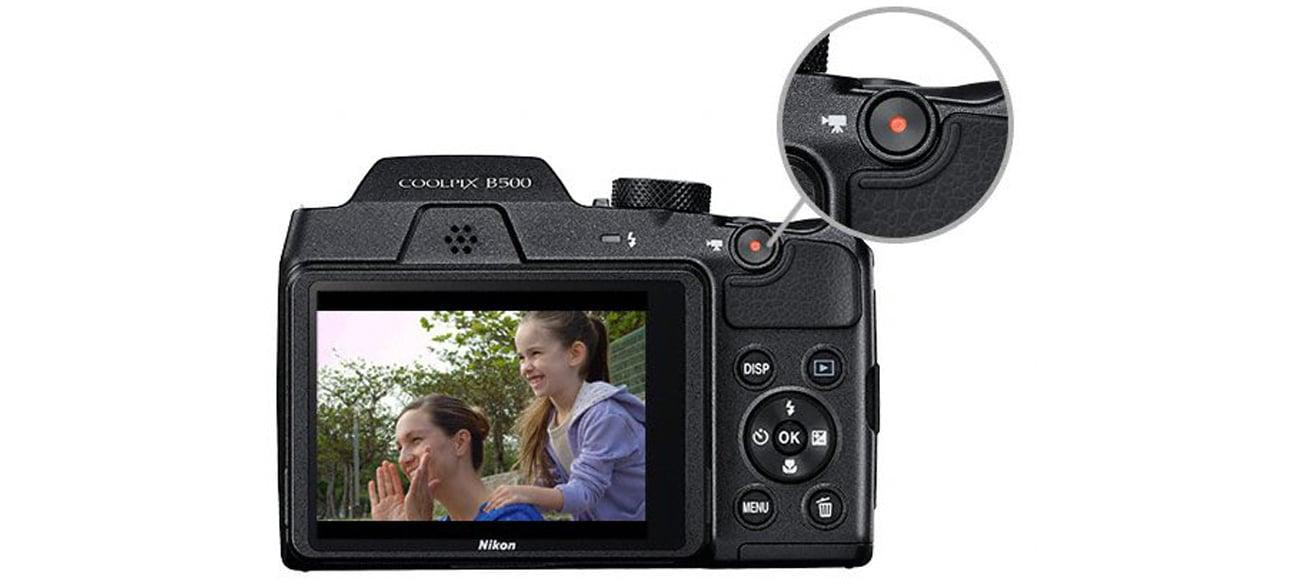 Nagrywanie filmów Full HD