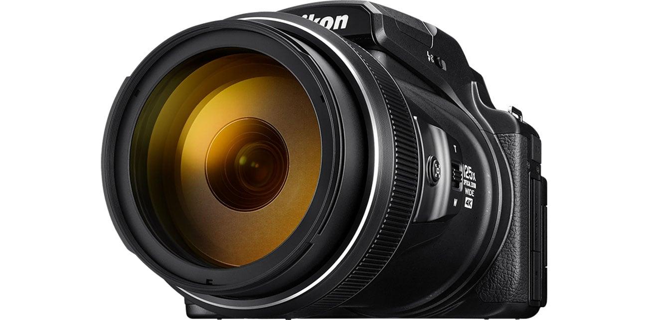 Nikon Coolpix P1000 Kluczowe Cechy