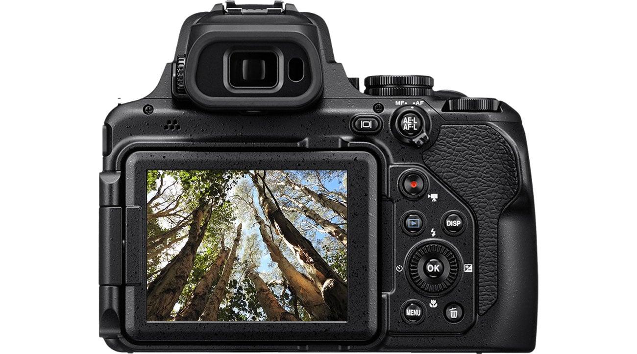 Nikon Coolpix P1000 Wizjer Elektroniczny