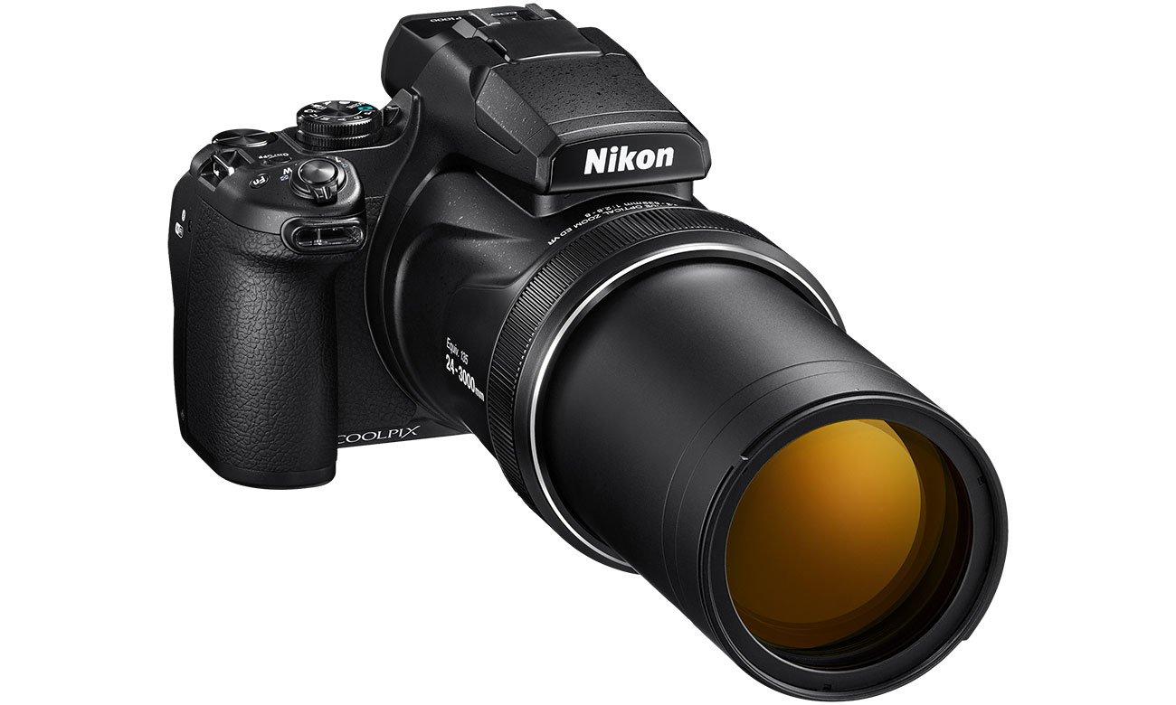 Nikon Coolpix P1000 Redukcja Drgań